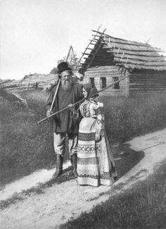 Старинные фото русской народной жизни | 170 фотографий