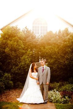 """It didn't take Becca and Kyle long to find the perfect place to say """"I do."""" They selected their venue, Raspberry Plain, just one week after they got engaged, to be exact! Kyle Long, Leesburg Virginia, Washington Dc Wedding, Formal Gardens, Getting Engaged, Dc Weddings, Becca, Spring Wedding, Perfect Place"""