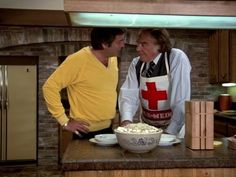 "Jonathan and Max in Season 2, episode 4's ""Murder Is A Man's Best Friend"" ~ Hart To Hart (1980)"
