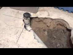 Rough-in plumbing inspection: where I failed Bathroom Plumbing, Basement Bathroom, Bathroom Ideas, Tub Shower Combo, Shower Tub, Addiction Recovery Quotes, Fails, Youtube, Dyi