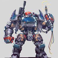 ArtStation - 2016 old Yulin Li Character Concept, Character Art, Character Design, Gundam, Armadura Medieval, Robot Concept Art, Steampunk, Robot Design, Mechanical Design