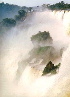 La fuerza del agua e