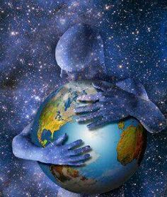We save the Earth by embracing her with love.... Blessed be! Rev. Sandra Rodgers