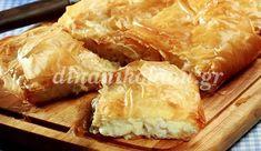 Κοτομπουγάτσα με τυρί Sweet Pastries, Pastry Recipes, Spanakopita, Greek Recipes, Tart, Food And Drink, Favorite Recipes, Cooking, Breakfast