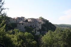 Oppedette, village voisin de Vachères
