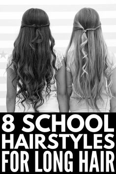 18 Back to School Hairstyles for GirlsLooking for a simple hairstyle for your li. 18 Back to School Hairstyles for GirlsLooking for a simple hairstyle for your li. 18 Back to School Hairstyles for Gir. Easy Toddler Hairstyles, Cute Hairstyles For Medium Hair, Easy Hairstyles For School, Cute Girls Hairstyles, Hairstyles With Bangs, Medium Hair Styles, Braided Hairstyles, Curly Hair Styles, Hair Medium