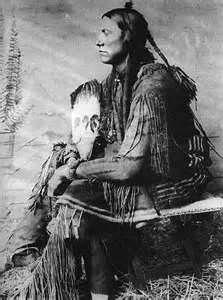 Quanah Parker, Comanche Indian chief