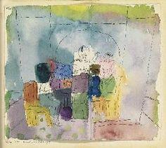 Paul Klee - Tischgesellschaft
