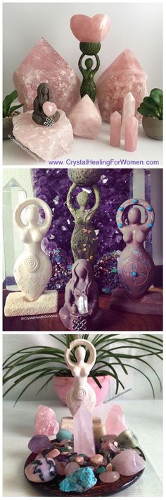 Bringing the healing loving energy of crystals and the goddess into your homes. Beautiful decor and positive vibes.