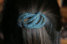 #hairclip #rhinestone #special #gift