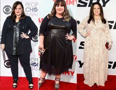 """(TMZ News) - Melissa McCarthy's ego got a huge boost this year when she dropped an amazing 50 POUNDS! After a few unflattering pictures made their way to the tabloids and some off-putting tweets from fans, Melissa decided once and for all to dive head first into a new and healthy lifestyle. There was one catch: she didn't have time to exercise.  """"When your life revolves around being on camera and on stage, you always have to look good for the fans and for yourself."""