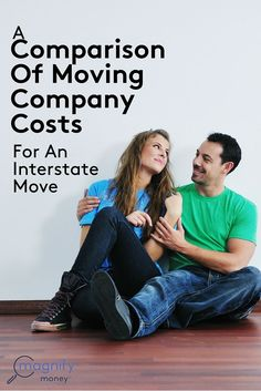 A Comparison of Moving Company Costs for an Interstate Move Saving Money Chart, Best Money Saving Tips, Ways To Save Money, Interstate Moving, Best Moving Companies, Moving Tips, Moving Costs, Student Loan Debt, Frugal Tips