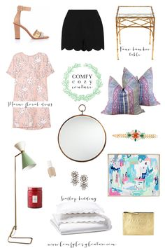 Comfy Cozy Couture: Wednesday Wish List   Fashion   + Home Decor