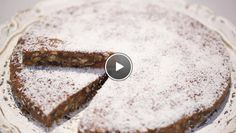 Zorlaks dadeltaart - Recept | 24Kitchen