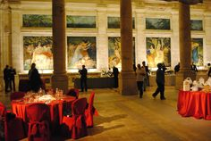 Gala dinner in Tettuccio spa