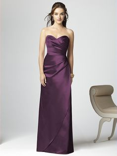 Dessy Collection Style 2851 http://www.dessy.com/dresses/bridesmaid/2851/#.UlCA7Joo6P8