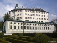 Ambras Castle in Innsbruck, Austria