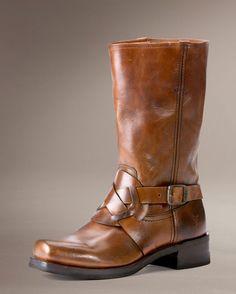 Frye Men's Harness Vintage Boot - Brown