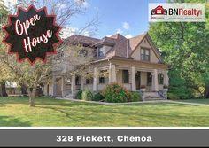 -->OPEN HOUSE<-- When: Saturday, January 27 from 1:00 to 3:00  Where: 328 Pickett, Chenoa, IL  #bnrealty #kellerwilliamsbloomington #blono #chenoasil #kwbloomington #kw