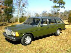 1980 Mercedes-Benz 300TD Station Wagon