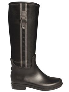 DAV Rainboots | Fairfield Black Boots