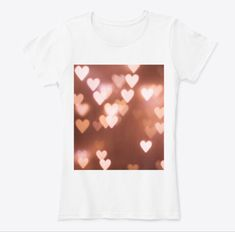 Women's Comfort Tee Printed in the USA Materials: premium soft cotton Fit: Regular fit Tee Shirts, Tees, My Heart Is Breaking, My Design, T Shirts For Women, Usa, Printed, Cotton, Fashion