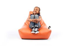 Mini-b bean bag - designed for children in a explosion of 11 different colours!