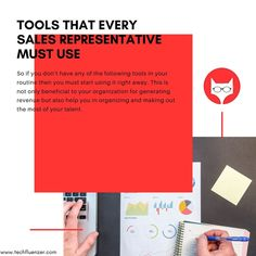 Being a Sales representative you need many tools and helping hands to manage and improve your productivity for generating and closing leads. Read More #entrepreneur #startup List Of Tools, Sales Representative, Helping Hands, You Must, Making Out, Productivity, Read More, Improve Yourself, Entrepreneur