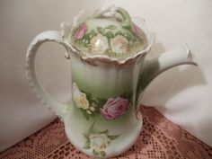 Stunning Vintage ROSENTHAL BAVARIA by BuslinHeirlooms on Etsy, $85.00
