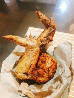 Chicken wings Crispy Fried Chicken Wings, Bread, Cooking, Food, Kitchen, Brot, Essen, Baking, Meals