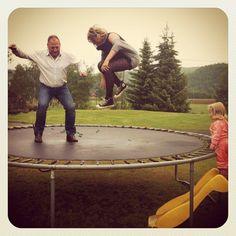 """@ingfridl's photo: """"Gøy på landet!"""""""