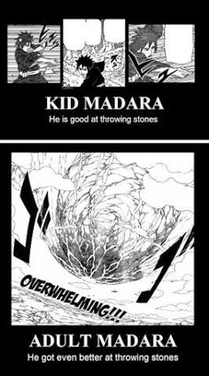 Madara.... so true I can't even