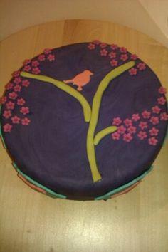 Cake decorating workshop - the restult