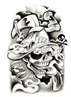 A half-sleeve type of design for Gust - black n grey version. Commission - Gust black n grey Lace Skull Tattoo, Evil Skull Tattoo, Skull Tattoos, Sleeve Tattoos, Forearm Tattoos, Tatoos, Skull Stencil, Tattoo Stencils, Skull Art