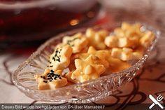 Parmesansterne, ein schönes Rezept aus der Kategorie Kekse & Plätzchen. Bewertungen: 23. Durchschnitt: Ø 4,1.
