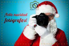 Feliz navidad! Fotografía Santa