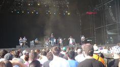 #LosCampesinos en el #BilbaoBBKLive 2010.