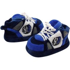 NBA : Dallas Mavericks Baby Slippers