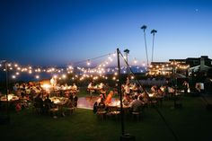 Luxury outdoor wedding at Montage Laguna Beach Resort with A Good Affair planning and design