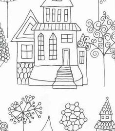 Tapetti Sandberg Kaspar m non-woven Wallpaper Kids Wallpaper, Wallpaper Online, Playroom Wallpaper, Big Girl Bedrooms, Kids Room Wall Decals, House Sketch, Embroidery Transfers, House Painting, Painting Walls