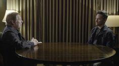 "Film legend William Friedkin interviews Scott Cooper, director of ""Black Mass""... - VIDEO - http://holesinthefoam.us/film-legend-william-friedkin-interviews-scott-cooper-director-of-black-mass-video/"