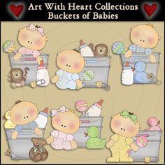 dibujos de bebes - rosalia lopez - Álbumes web de Picasa
