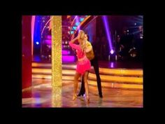 Strictly Come Dancing... The UK's version of Dancing With The Stars. The show is identical. How can they do that? Watch and see what I mean.
