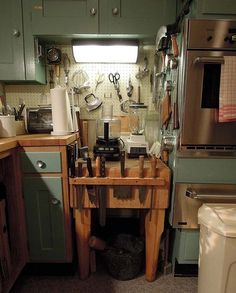 5 More Things We Can Learn from Julia Child's Kitchen (Besides That Awesome Pegboard!) — Kitchen Design Lessons