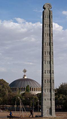 Ethiopia north churches -