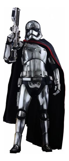 Hot Toys Captain Phasma Sixth Scale Figure by Hot Toys
