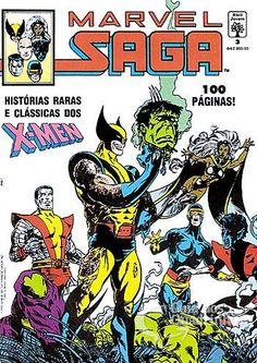 Marvel Saga  n° 3/Abril   Guia dos Quadrinhos