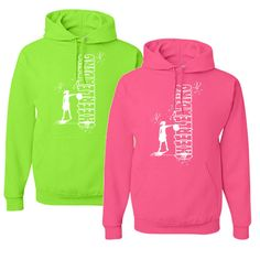 Cheerleading Solid Sweatshirt -Cheerleading With Cheerleader Logo