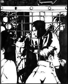 Page 62 - Zak Smith x Gravity's Rainbow Gravity's Rainbow, Mtg, Creative Inspiration, Illustrations, Fine Art, Black And White, Comics, Drawings, Artist