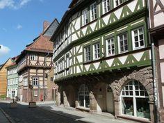 Nordhausen, Altstadt